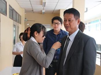 พิธีไหว้ครู-บายศรีสู่ขวัญ ต้อนรับนักศึกษาใหม่ ประจำปีการศึกษา 2562