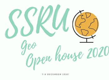 open house geo ssru2020